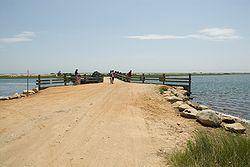 Chappaquiddick (Dike) Bridge 2008