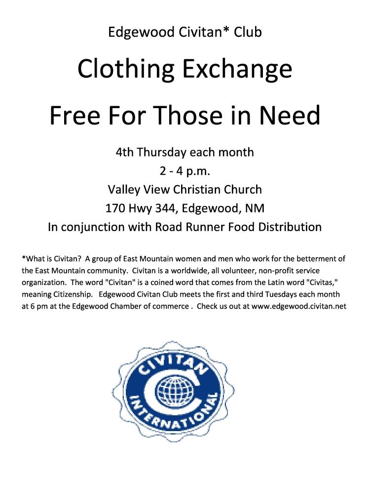 Clothing Exchange-72913