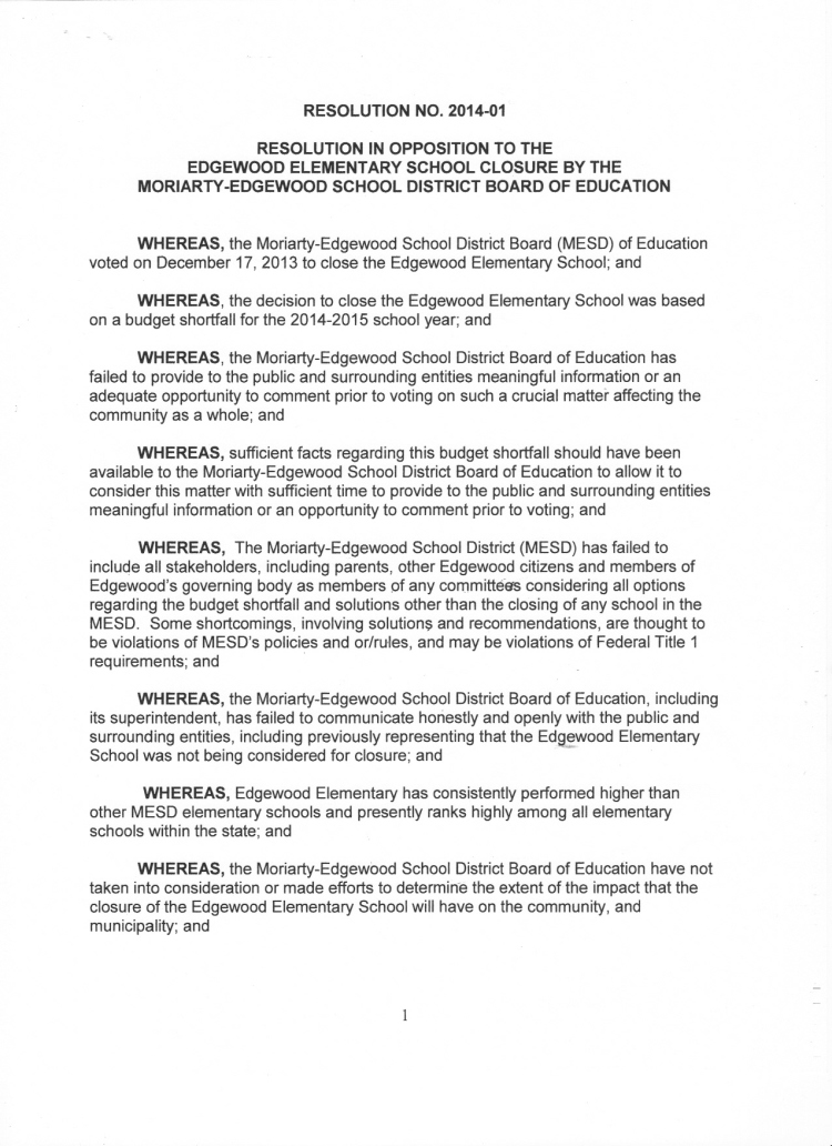 EdgewoodSchoolClosurePage1Resolution2014-01