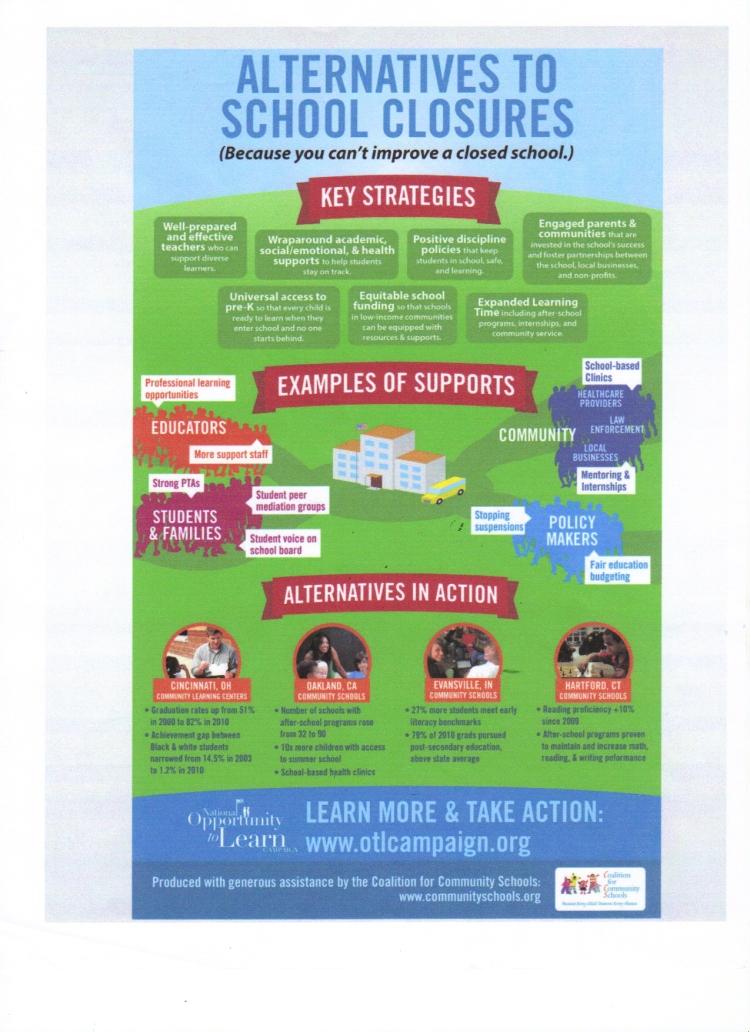 alternatives to school closurejpg