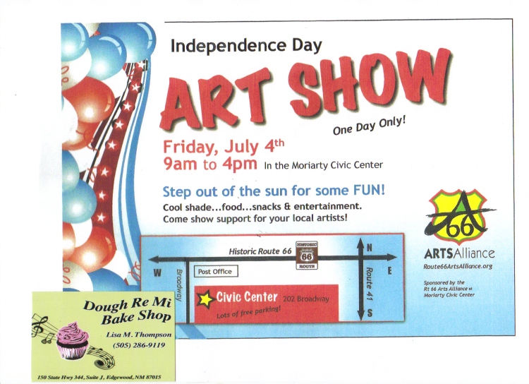 Independence Day Art Show